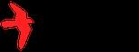 Social Red Bird Logo